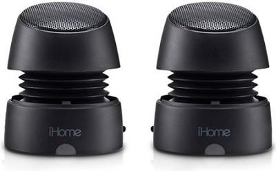 iHM79BC Rechargeable Mini Speakers (Black)