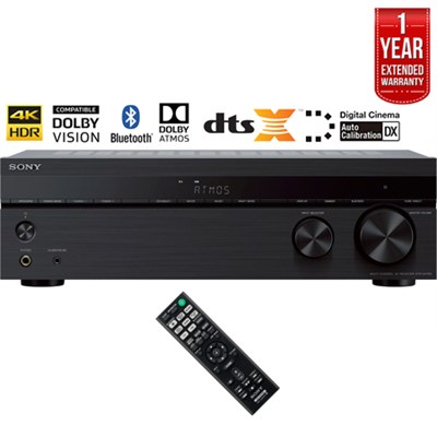 STR-DH790 7.2ch Home Theater AV Receiver (2018) + 1 Year Extended Warranty