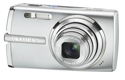 Stylus 1010 10.1MP 7x Zoom Digital Camera (Silver)