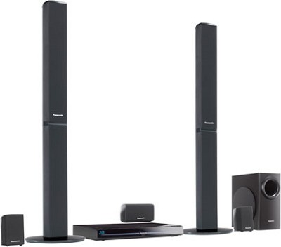 SC-BT330 Blu-ray Disc Home Theater System