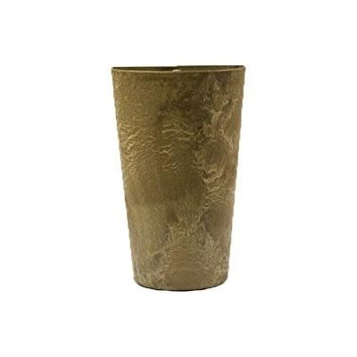 ArtStone 19.5` Ella Wall Pot in Brown - 35203.01