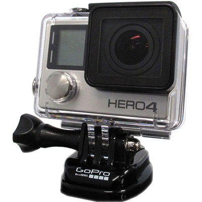 HERO 4 Black - 4K Action Camera - OPEN BOX