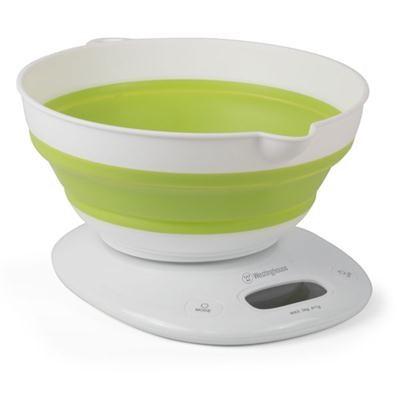 W Digital Kitchen Scale Bowl