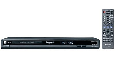 DVD-S54K - Upconverting 1080p DVD Player