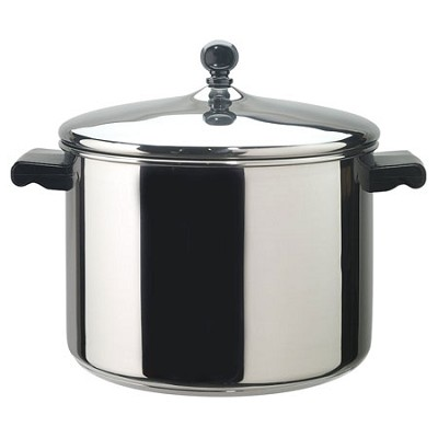 Classic Stainless Steel Stockpot - 8 Quart