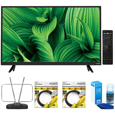 D43n-E1 D-Series 43-Inch Full-Array LED TV with Accessories Bundle