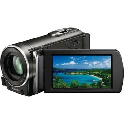 HDR-CX110 HD Handycam Camcorder  (black)