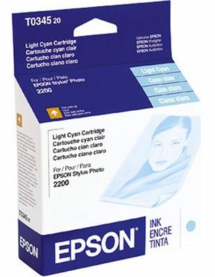Light-Cyan Ink Cartridge for Stylus 2200 Printer