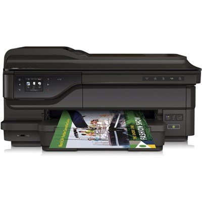 Officejet 7612 Wide Format e-All-in-One Printer - OPEN BOX NO INK