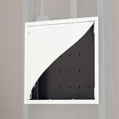 16x16 In Wall Enclosure Box - OPEN BOX
