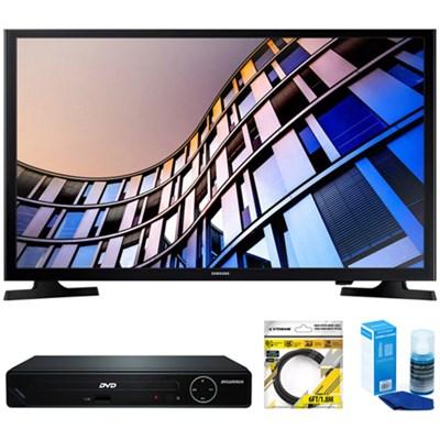 23.6` 720p Smart LED TV 2017 Model +  DVD Player Bundles