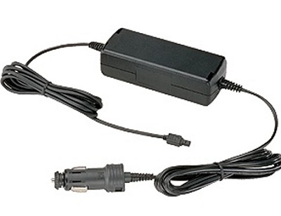 Car Battery Adapter for Portable DVD Players - OPEN BOX