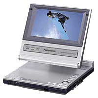 DVDLS5 Portable DVD Player with MP3 CD Playback Capability