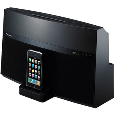 XW-NAV1K-K - AV Series Docking Station for iPod (Black) - OPEN BOX