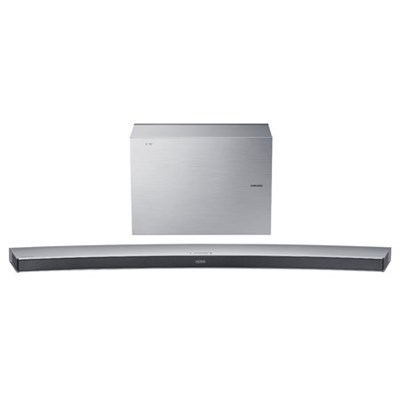 HW-J7501R 4.1 Channel 320W Curved Wireless Audio Soundbar (White)