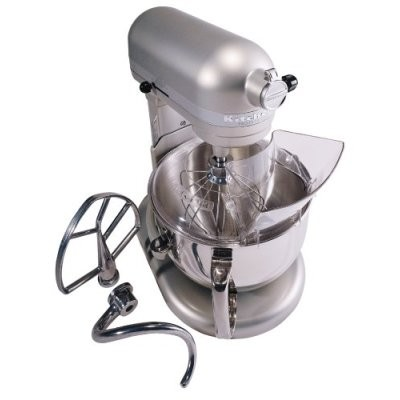 KP26M1XNP Professional 600 Series Stand Mixer, Nickel Pearl