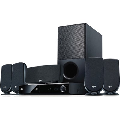LHB306 Network Blu-ray Disc Home Theater System open box