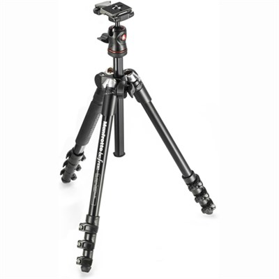 BeFree Compact Lightweight Tripod for Travel Photography - OPEN BOX
