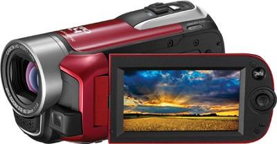 VIXIA HF R10 Dual Flash Memory HD Camcorder Red