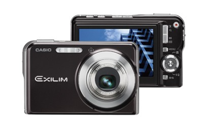 EXILIM EX-S880 - 8.1 MP Digital Camera (Black)
