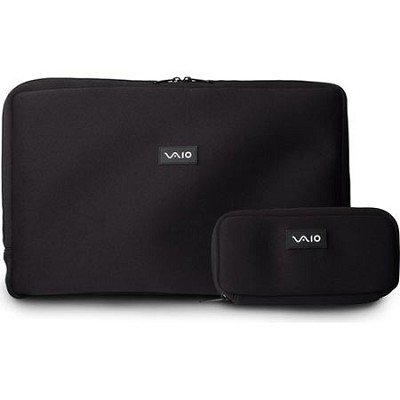 VAIO VGPAMC8 Neoprene 18.4` Notebook and AC Adapter Cases