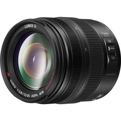 LUMIX G H-HS12035 X VARIO 12-35mm / F2.8 ASPH. Lens