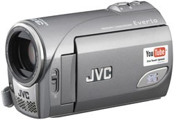 GZ-MS100 Everio SD/SDHC Card Camcorder Refurbished