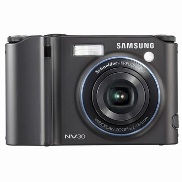 NV30 8MP 2.5` LCD Digital Camera (Black) - OPEN BOX