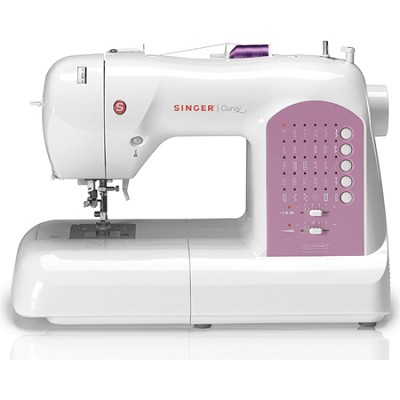 8763 Curvy Computerized Sewing Machine