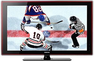 LN40A750 - 40` High Definition 1080p LCD TV
