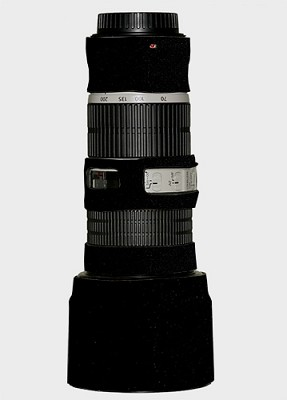 Lens Cover for the Canon 70-200 IS f/4