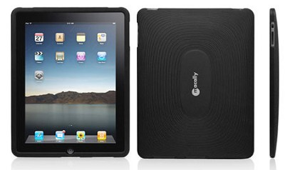 PixelShield Black iPad Case