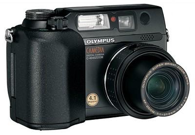 C-4040 Zoom Digital Camera - OPEN BOX