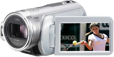 HDC-SD1 -3CCD High-definition SD Camcorder w/OISand 12x Optical Zoom - OPEN BOX