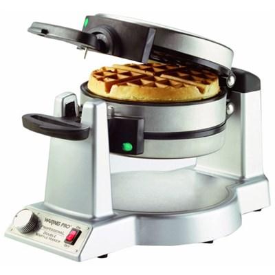 WMK600 - Double Belgian-Waffle Maker - Certified Refurbished