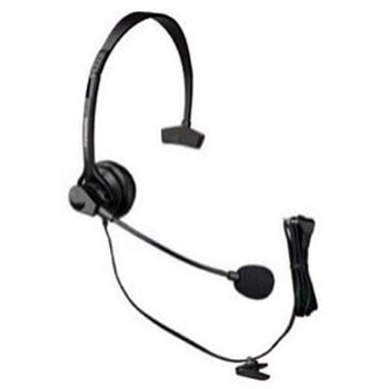 KX-TCA400 Over The Head Lightweight Headset