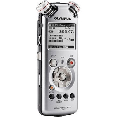 LS11 Linear PCM Portable Recorder