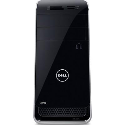 XPS 8700 Desktop Computer - Intel Core i7 i7-4790 3.60 GHz - Mini-Tower - Black