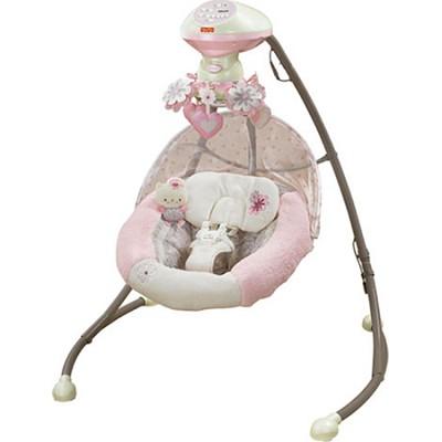 My Little Sweetie Cradle 'n Swing