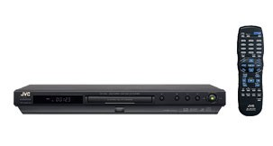XV-N30BK DVD Player