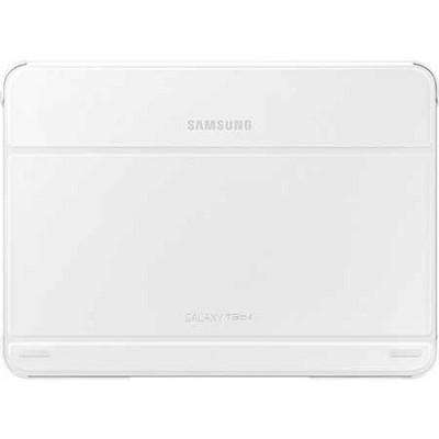 Book Cover Case for Samsung Galaxy Tab 4 10.1 - White (EF-BT530BWEGUJ)
