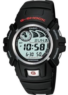 G-Shock 10 Year Battery Black Resin (2548)