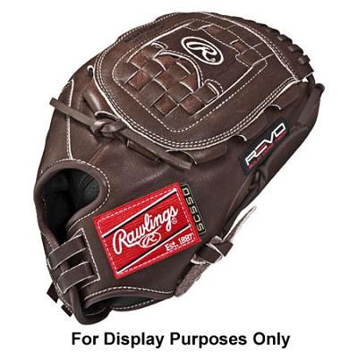 5SC125CD-RH - REVO SOLID CORE 550 Series 12.5` Left Hand Softball Glove