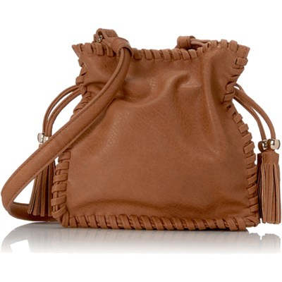 Marley Cross Body Bag - Tan