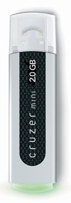 CRUZER MINI USB 2.0 FLASH DRIVE 2 GIG