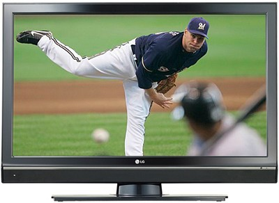 37LB5D - 37` High-definition 1080p LCD TV - OPEN BOX