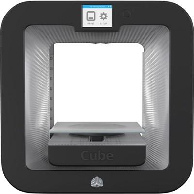 Cube 3D Printer Base - Grey