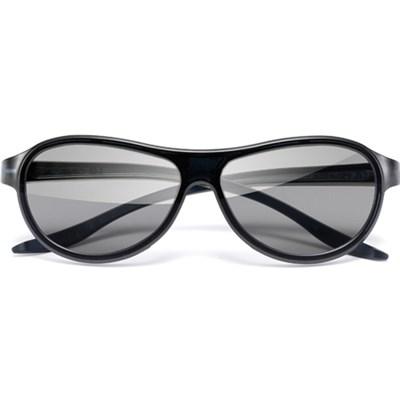 AG-F310 Basic Cinema 3D Glasses - 2 Pack - OPEN BOX