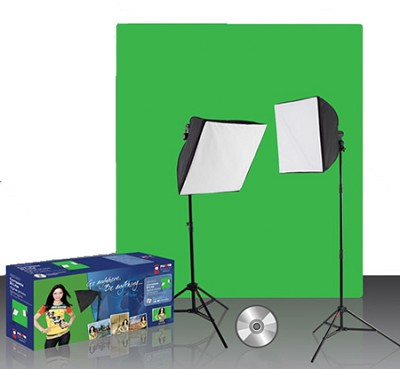 Photo Basics uLite Digital Lighting Kit