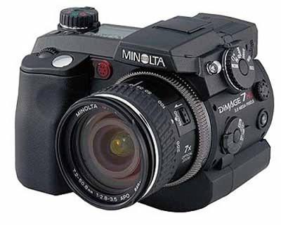 Dimage 7Hi Digital Camera